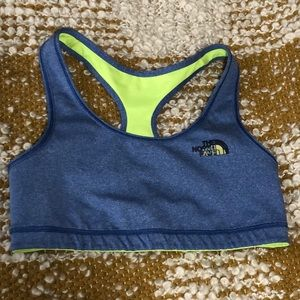 THE NORTH FACE REVERSIBLE SPORT BRAS